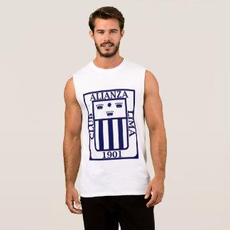 T-shirt Sans Manches Musclée de l'escudo d'Alianza Lima