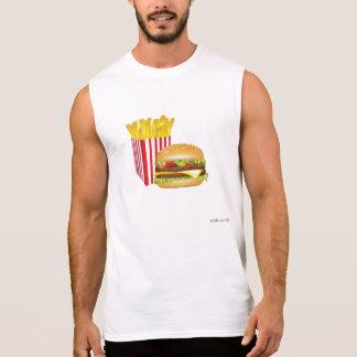 T-shirt Sans Manches Nourriture 37