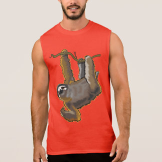 T-shirt Sans Manches paresse
