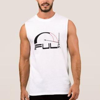 T-shirt Sans Manches pièce en t de Sleveless de rassemblement de