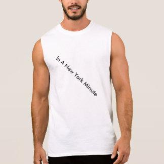 T-shirt Sans Manches Pièce en t sans manche