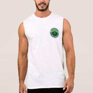 T-shirt Sans Manches Pièce en t sans manche de poubelle