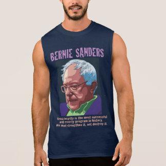 T-shirt Sans Manches Ponceuses SSI de Bernie