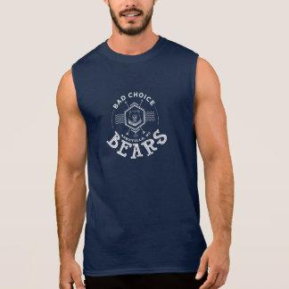 T-shirt Sans Manches sans manche