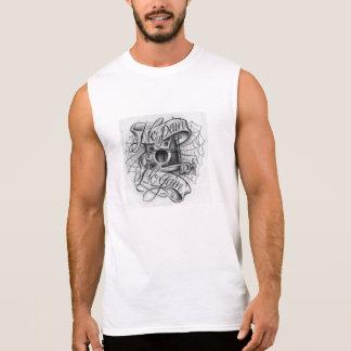 T-shirt Sans Manches Séance d'entraînement sans manche unisexe de
