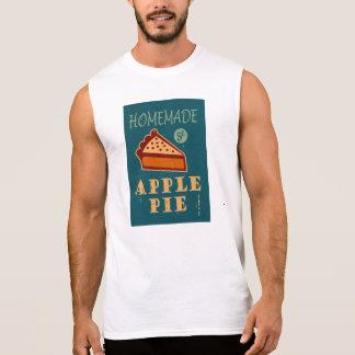 T-shirt Sans Manches Tarte aux pommes