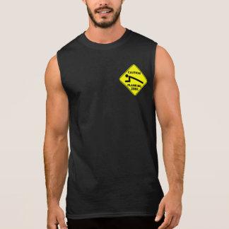 T-shirt Sans Manches Zone de Planking