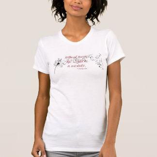 T-shirt Sans musique