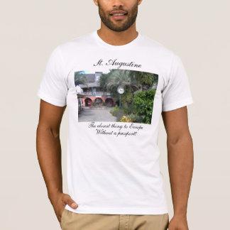 T-shirt Sans passeport T
