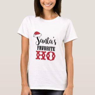 T-shirt santas-favorite-ho-01