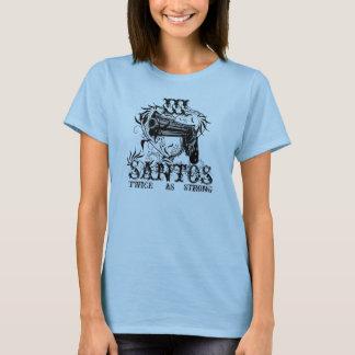 T-shirt SANTOS Heart&Gun
