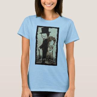 """T-shirt Sara Stiger--- Bébé - grande """"Mme brune Bennet """""""