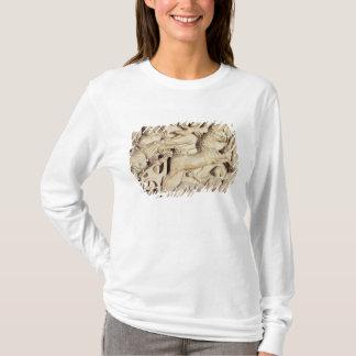 T-shirt Sarcophage dépeignant le viol de Proserpine