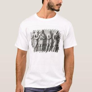 T-shirt Sarcophage d'Etruscan