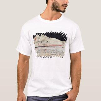 T-shirt Sarcophage, Etruscan