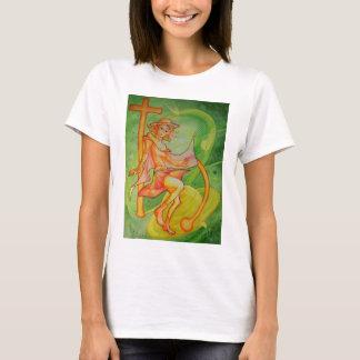 T-shirt Saturn venteux
