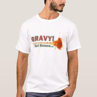 T-shirt Sauce à sauce au jus pas