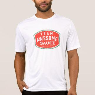 T-shirt Sauce impressionnante