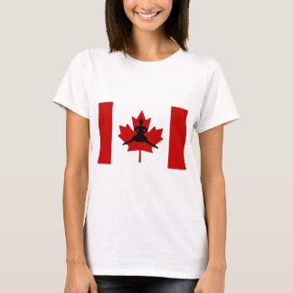 T-shirt Saut d'érable