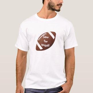 T-shirt Sauvez la chemise #1 de début