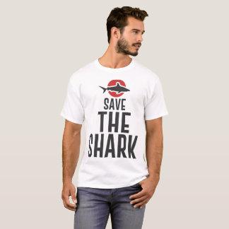T-shirt sauvez le requin