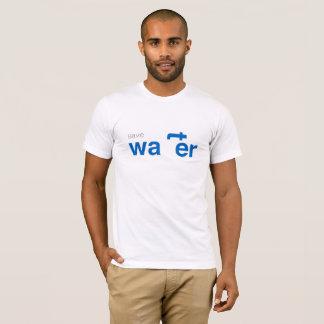 T-shirt Sauvez l'eau