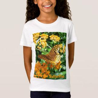 T-Shirt Sauvez les papillons par Jocelyn Wyatt