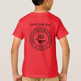 T-shirt Sauvez notre joint