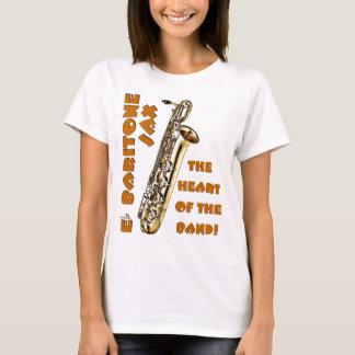 T-shirt Saxo de baryton