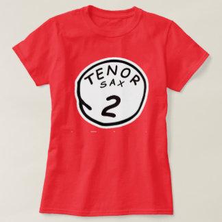 T-shirt Saxophone ténor 2