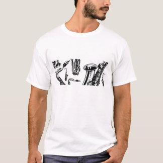 T-shirt Saxophones