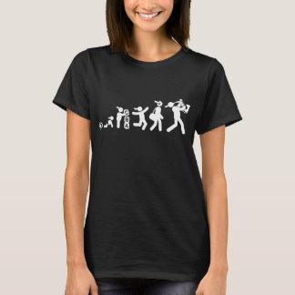 T-shirt Saxophoniste