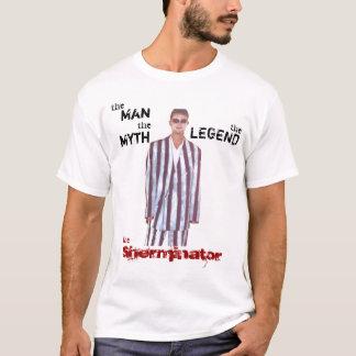 T-shirt scarabée, homme, mythe, Sherminator, LÉGENDE, Th…