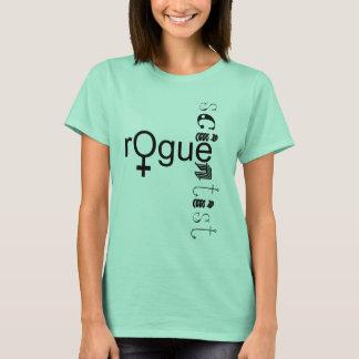 T-shirt Scientifique escroc