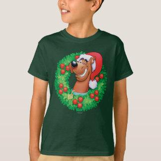 T-shirt Scooby en guirlande