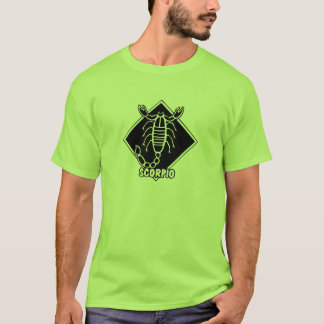 T-shirt Scorpion t de zodiaque