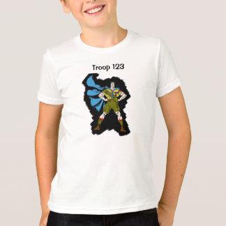 T-shirt Scout superbe