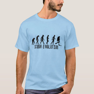 T-shirt Scuba Evolution