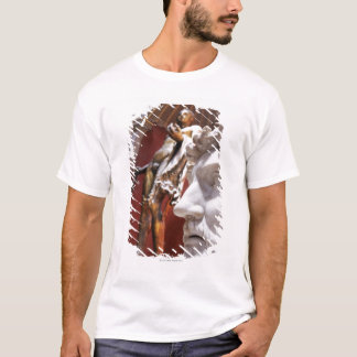 T-shirt Sculptures à l'intérieur de musée de Vatican,