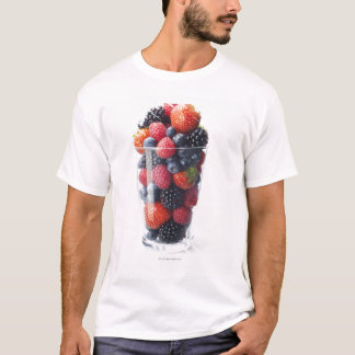 T-shirt Secousse de fruit crue