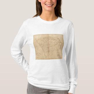 T-shirt Secteur de Chesterfield, la Caroline du Sud