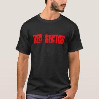 T-shirt Secteur rouge