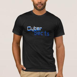 T-shirt Sects de Cyber