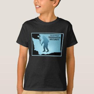 T-shirt Sécurité de Sasquatch - Washington