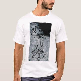 T-shirt Seigneur de l'arbre Sigil de fer