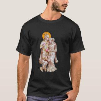 T-shirt Seigneur Krishna et Radha