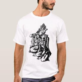 T-shirt Seigneur Krishna et Radha - couple