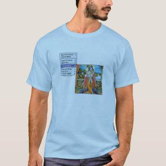 T-shirt Seigneur Krishna Rules !