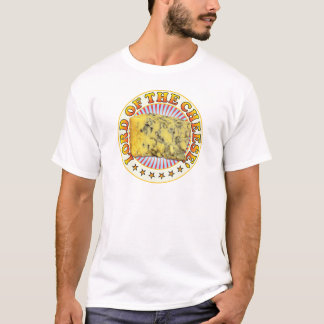 T-shirt Seigneur Of The Cheese