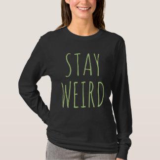 T-shirt Séjour étrange